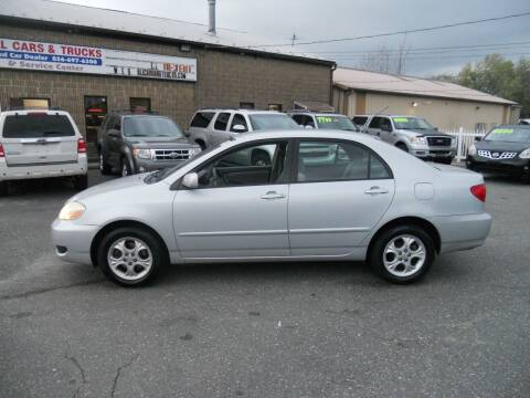 2006 Toyota Corolla for sale at All Cars and Trucks in Buena NJ