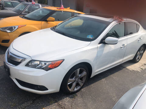2013 Acura ILX for sale at Auction Buy LLC in Wilmington DE