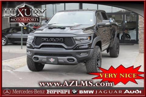 2021 RAM Ram Pickup 1500 for sale at Luxury Motorsports in Phoenix AZ