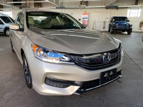 2017 Honda Accord for sale at John Warne Motors in Canonsburg PA