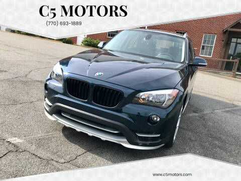 2015 BMW X1 for sale at C5 Motors in Marietta GA