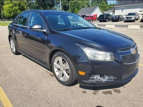 2012 Chevrolet Cruze for sale at Affordable Auto Sales in Toledo OH