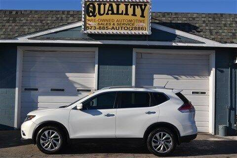 2014 Nissan Rogue for sale at Quality Pre-Owned Automotive in Cuba MO