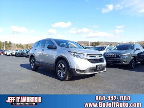 2017 Honda CR-V for sale at Jeff D'Ambrosio Auto Group in Downingtown PA