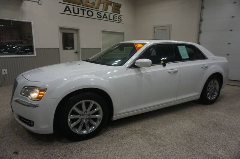 2014 Chrysler 300 for sale at Elite Auto Sales in Ammon ID