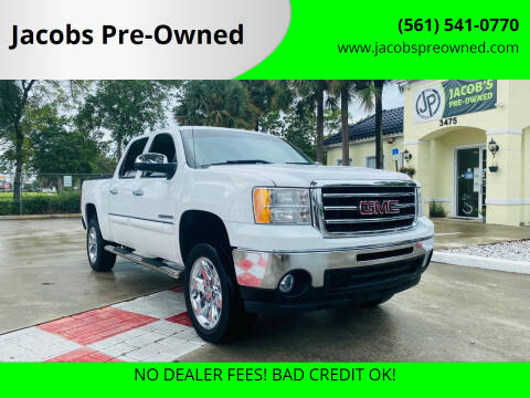 2013 GMC Sierra 1500 for sale at Jacobs Pre-Owned in Lake Worth FL