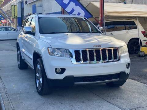 2013 Jeep Grand Cherokee for sale at New 3 Way Auto Sales in Bronx NY