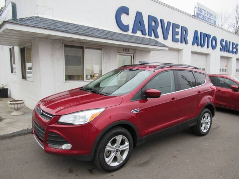2013 Ford Escape for sale at Carver Auto Sales in Saint Paul MN