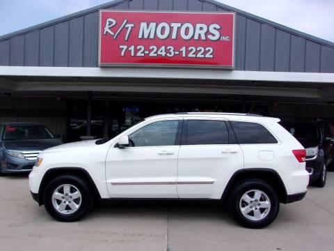 2011 Jeep Grand Cherokee for sale at RT Motors Inc in Atlantic IA