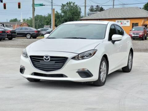 2014 Mazda MAZDA3 for sale at PRIME AUTO SALES in Indianapolis IN