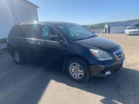 2007 Honda Odyssey for sale at TRUCK & AUTO SALVAGE in Valley City ND