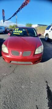2008 Pontiac G5 for sale at Juniors Auto Sales in Tucson AZ