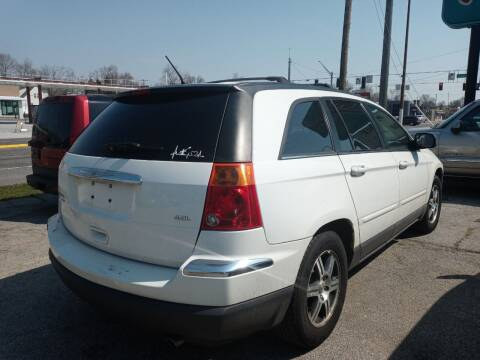 2007 Chrysler Pacifica for sale at Pep Auto Sales in Goshen IN