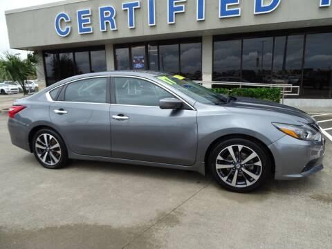 2017 Nissan Altima for sale at Mac Haik Ford Pasadena in Pasadena TX