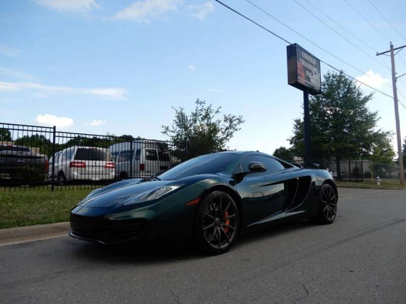 2012 McLaren MP4-12C for sale at United Traders Inc. in North Little Rock AR