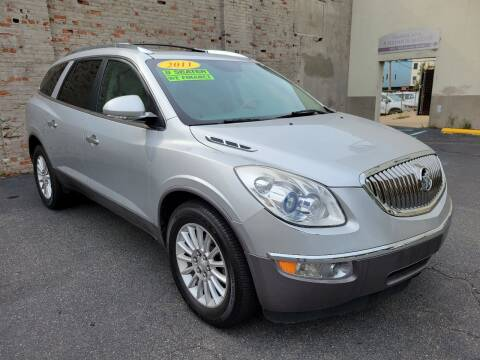 2011 Buick Enclave for sale at GTR Auto Solutions in Newark NJ