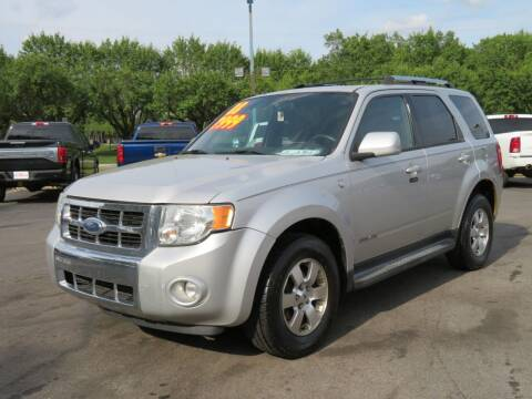 2008 Ford Escape for sale at Low Cost Cars North in Whitehall OH