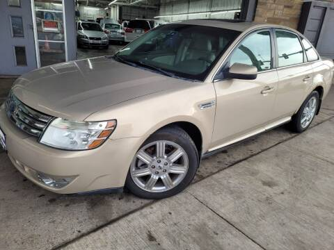 2008 Ford Taurus for sale at Car Planet Inc. in Milwaukee WI