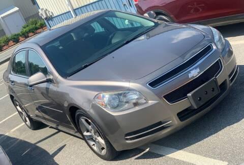 2012 Chevrolet Malibu for sale at Big Daddy's Auto in Winston-Salem NC