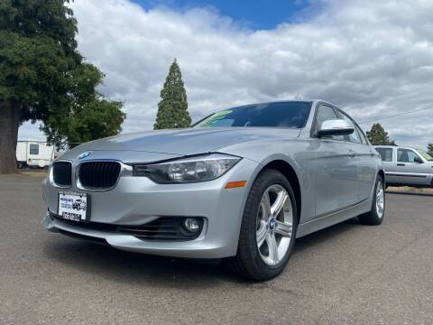 2013 BMW 3 Series for sale at Pacific Auto LLC in Woodburn OR
