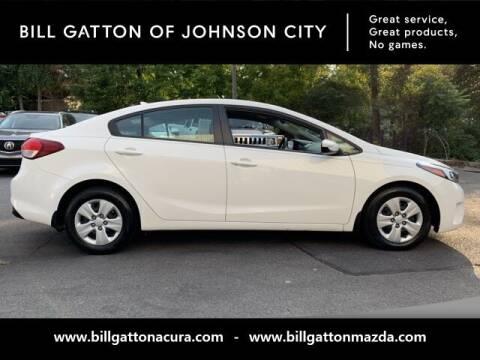 2018 Kia Forte for sale at Bill Gatton Used Cars - BILL GATTON ACURA MAZDA in Johnson City TN