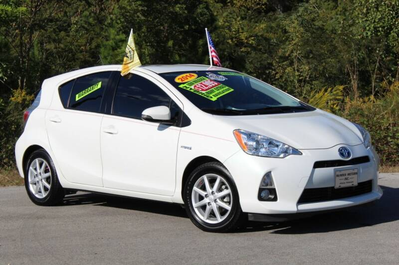 2014 Toyota Prius c for sale at McMinn Motors Inc in Athens TN