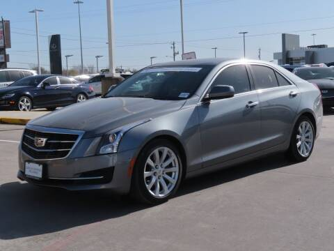 2018 Cadillac ATS for sale at Ron Carter  Clear Lake Used Cars in Houston TX