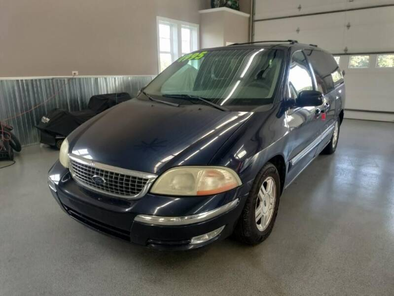2002 Ford Windstar for sale at Sand's Auto Sales in Cambridge MN