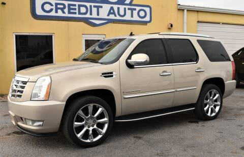 2009 Cadillac Escalade for sale at Buy Here Pay Here Lawton.com in Lawton OK