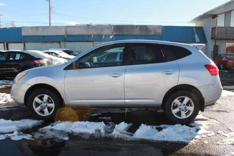 2010 Nissan Rogue for sale at Epic Auto in Idaho Falls ID