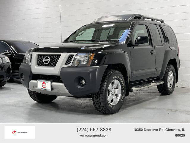 2012 Nissan Xterra for sale in Glenview, IL