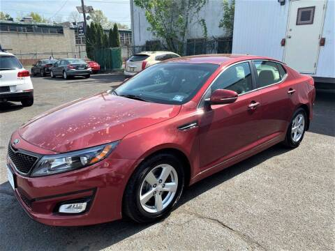 2015 Kia Optima for sale at Exem United in Plainfield NJ