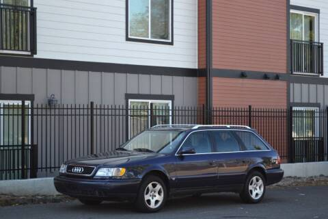 1997 Audi A6 for sale at Skyline Motors Auto Sales in Tacoma WA