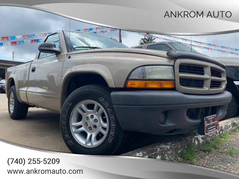 2003 Dodge Dakota for sale at Ankrom Auto in Cambridge OH