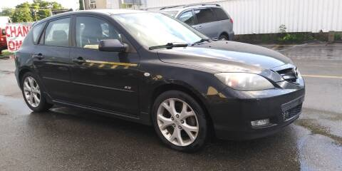 2008 Mazda MAZDA3 for sale at JG Motors in Worcester MA