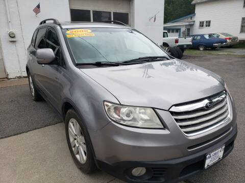 2008 Subaru Tribeca for sale at York Street Auto in Poultney VT