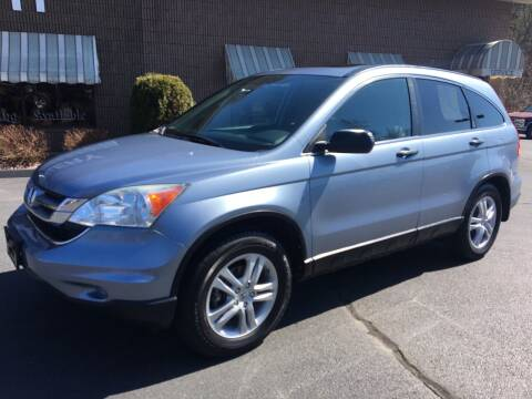 2011 Honda CR-V for sale at Depot Auto Sales Inc in Palmer MA