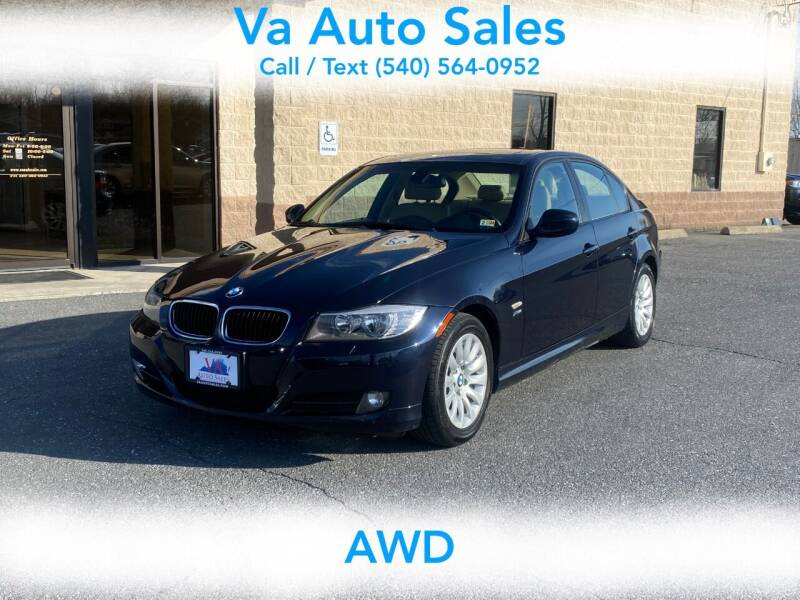 2009 BMW 3 Series for sale at Va Auto Sales in Harrisonburg VA