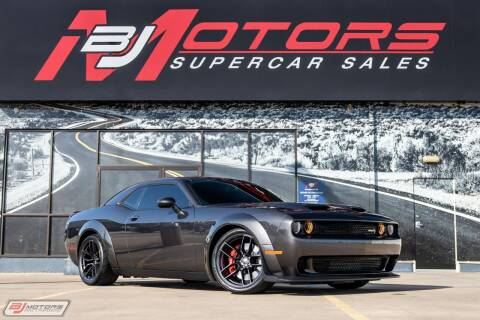 2019 Dodge Challenger for sale at BJ Motors in Tomball TX