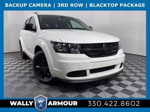 2020 Dodge Journey for sale at Wally Armour Chrysler Dodge Jeep Ram in Alliance OH