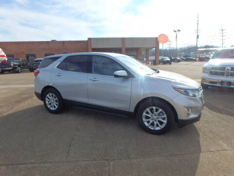 2019 Chevrolet Equinox for sale at BLACKWELL MOTORS INC in Farmington MO