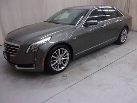 2016 Cadillac CT6 for sale at Paquet Auto Sales in Madison OH