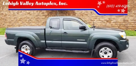 2010 Toyota Tacoma for sale at Lehigh Valley Autoplex, Inc. in Bethlehem PA