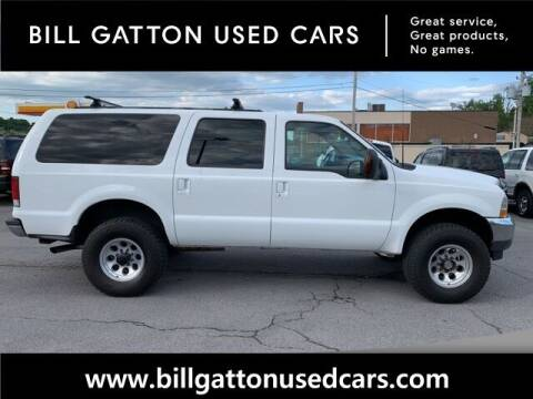 2000 Ford Excursion for sale at Bill Gatton Used Cars in Johnson City TN