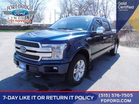 2019 Ford F-150 for sale at Fort Dodge Ford Lincoln Toyota in Fort Dodge IA