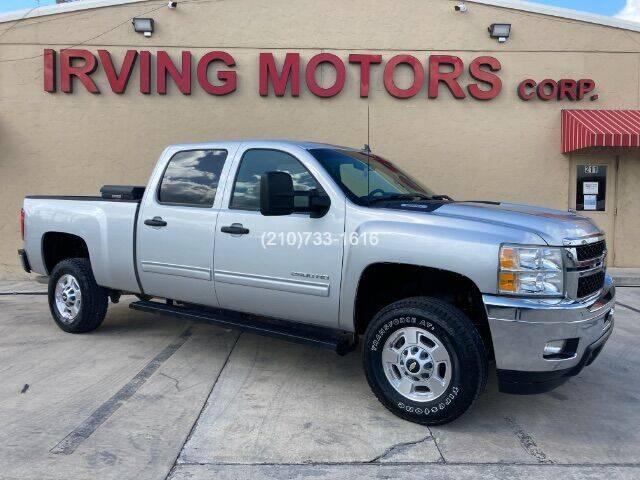 2013 Chevrolet Silverado 2500HD for sale at Irving Motors Corp in San Antonio TX
