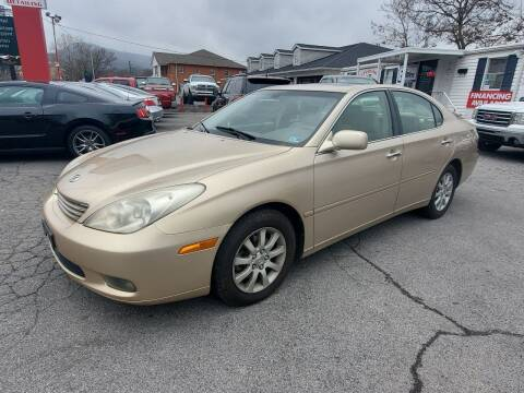 2004 Lexus ES 330 for sale at Ford's Auto Sales in Kingsport TN