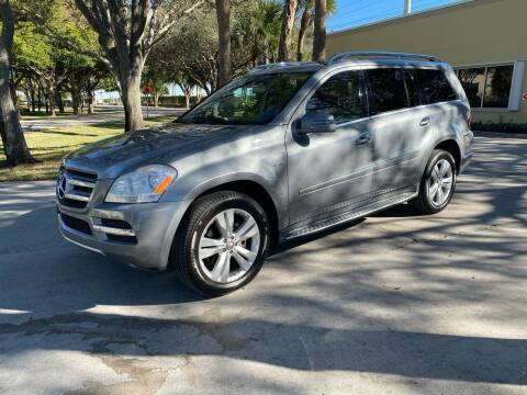 2012 Mercedes-Benz GL-Class for sale at Ultimate Dream Cars in Wellington FL
