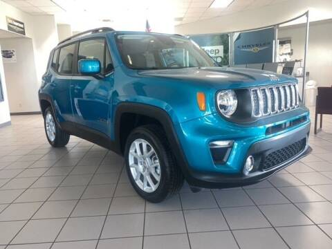 2021 Jeep Renegade for sale at Mann Chrysler Dodge Jeep of Richmond in Richmond KY