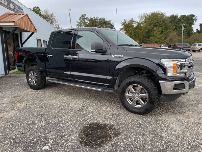 2020 Ford F-150 for sale at Ron's Used Cars in Sumter SC